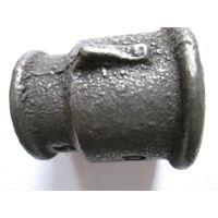 Муфта соединительная переходник 15 на 20 мм