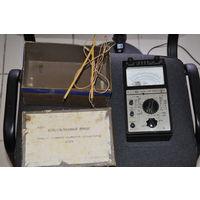 Ампервольтометр-испытатель транзисторов-незаменимый прибор лётного техника по электрооборуд