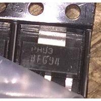 BFG94 биполярный сверхвысокочастотный npn транзистор. BFG 94