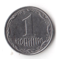 1 копейка 2007 год Украина