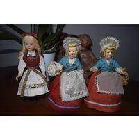 Куклы коллекционные, Германия, Италия 1960е