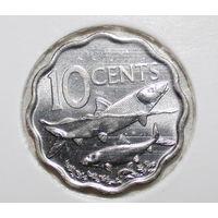 10 Центов 2007 (Багамы)