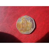 1 доллар 2005 год Ямайка
