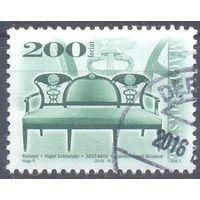 Венгрия 2001 антиквариат канапе