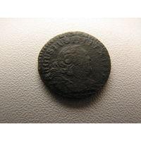 Солид 1754  Август III (Толстый)