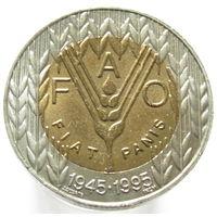 Португалия 100 эскудо 1995 ФАО (2-370) распродажа коллекции