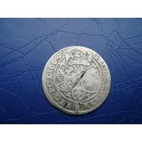 6 грошей (шостак) 1664 (1)
