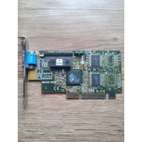 Видеокарта ATI 3D Rage IIc AGP 4mb
