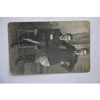 Старинные галифе польских шляхтичей 20-х годов в полнейшем оригинале.р50-3. Чердачный сохран,полностью пригодны к носке