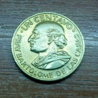 Гватемала 1 сентаво 1970
