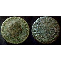 3 гроша 1767 Станислав Август Понятовский