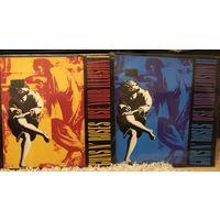 Guns`N`Roses - Use Your Illusion I & II (4LP) с рубля!!!