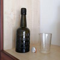 Бутылка и стакан, пмв