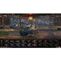 Аккаунт World of tanks 17 топов. 40к боёв 55% побед. wn8 2300