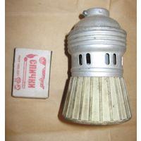 СССР: патрон керамический Е40
