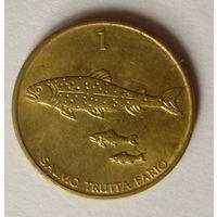 Словения 1 толлар 1994г.