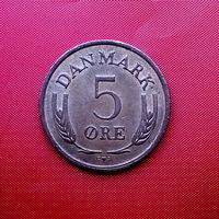 96-29 Дания, 5 эре 1968 г.