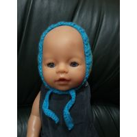 Кукла инвалид фирмы Цапф 42см