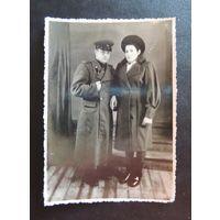 "Фото ""Семья офицера"", 1949 г."