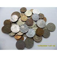 45 монет - лот 12