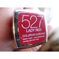Губная помада Maybelline Color Sensational тон 527