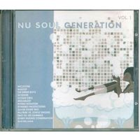 CD Various - Nu Soul Generation Vol. 1 / Future Jazz, Downtempo