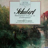 Schubert  1958  Decca, LP, NM, Holland