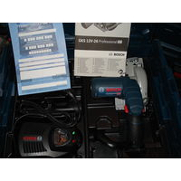Bosch GKS 12v-26 аккумуляторная циркулярная пила Professional