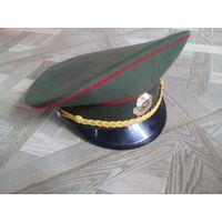 Фуражка форменная офицерская