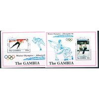 Гамбия Зимняя олимпиада 1992г.