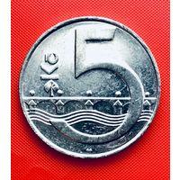 03-29 Чехия, 5 крон 1995 г.