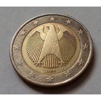 2 евро, Германия 2004 J