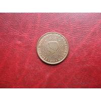 5 евроцентов 2000 года Нидерланды (р)