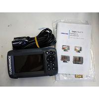 Эхолот Lowrance Hook2-4x GPS