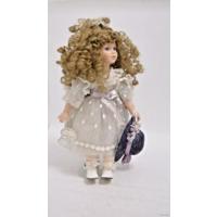 Кукла фарфоровая коллекционная Violet Knightsbridge Collection