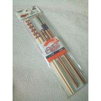 Палочки китайские набор 3 пары бамбуковые