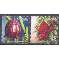 Армения ягоды флора