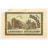Германия, 500 000 марок 1923 год.