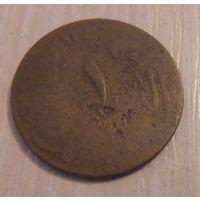 1 миллим Египет 1924 - 1935 года