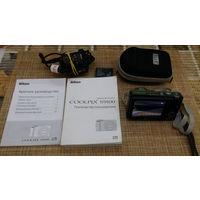 Цифровая фотокамера   COOLPIX S9100 . Идеальное состояние .