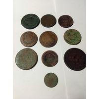 Лот монет.Старт с 2-х рублей без м.ц.Смотрите другие лоты,много интересного.