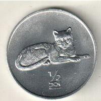 Северная Корея 1/2 чон 2002 Леопард