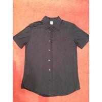 Рубашка черная мужская A|X    ARMANI EXCHANCE