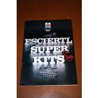 Каталог моделей фирмы ESCI-ERTL 1989 48стр