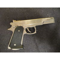Зажигалка . Пистолет . 1992