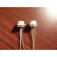 Транзистор ГТ 308В -2 шт одним лотом (1977 г)