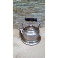 Чайник Кольчугинский латунь