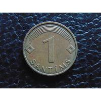 Латвия 1 сантим 2003 г.