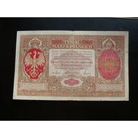 1000 марок 1916