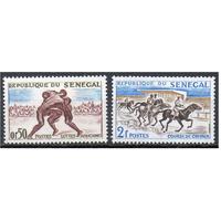 Сенегал, 1961 спорт. борьба. скачки